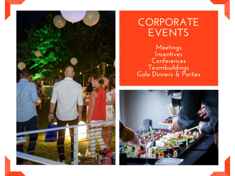 corporate events new